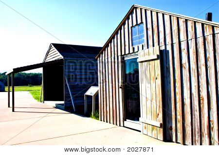 Wright Brothers Barns