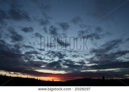 Sunrise In The Far North