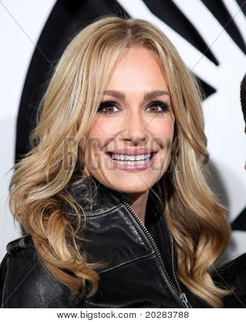 """LOS ANGELES - JAN 10:  Taylor Armstrong  arrives to Los Angeles Premiere of """"Green Hornet""""  on January 10,2011 in Hollywood, CA"""