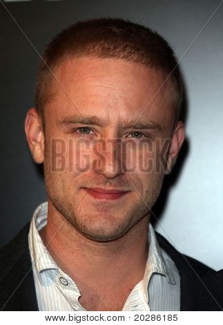 "LOS ANGELES - JAN 25:  Ben Foster arrives at the ""The Mechanic"" Los Angeles Premiere  on January 25, 2011 in Hollywood, CA"