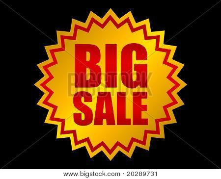 Label Big Sale