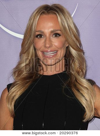PASADENA, CA - JAN 13:  Taylor Armstrong arrives at the NBC All-Star Party on January 13, 2011 in Pasadena, CA