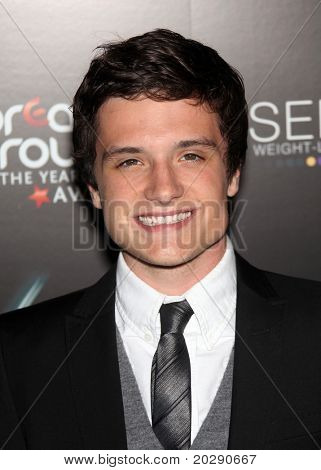 LOS ANGELES - AUG 15:  Josh Hutcherson arrives at the 2010 Breakthrough Awards on August 15, 2010 in West Hollywood, CA