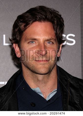 "LOS ANGELES - MAR 3:  Bradley Cooper arrives at the ""Limitless"" Los Angeles Screening  on March 03, 2011 in Hollywood, CA"