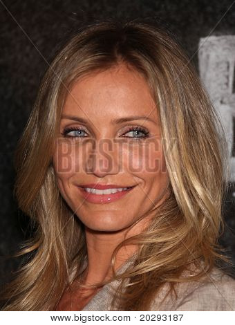 "LAS VEGAS - MAR 30:  Cameron Diaz at the ""Bad Teacher'"" Photo Op  on March 30,2011 in Las Vegas, NV"