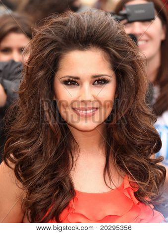 "LOS ANGELES - MAY 08:  Cheryl Cole arrives to the ""X-Factor"" LA Auditions  on May 08,2011 in Los Angeles, CA"
