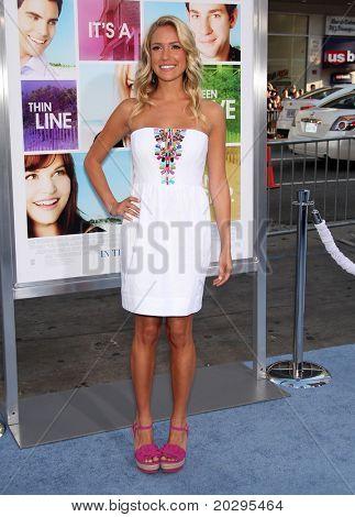 LOS ANGELES - MAY 03:  Kristin Cavallari arrives to the
