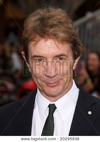 """LOS ANGELES - MAY 07:  Martin Short arrives to the """"Pirates of the Caribbean: On Stranger Tides"""" World Premiere  on May 7, 2011 in Anaheim, CA"""