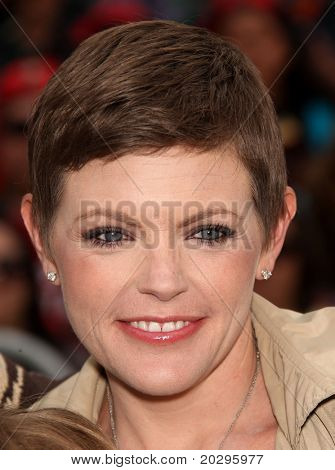 LOS ANGELES - MAY 07:  Natalie Maines arrives to the