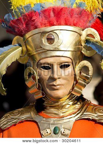 Egipte Mask