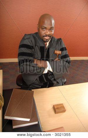 Porträt eines Richters