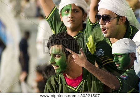 Pakistani Supporters