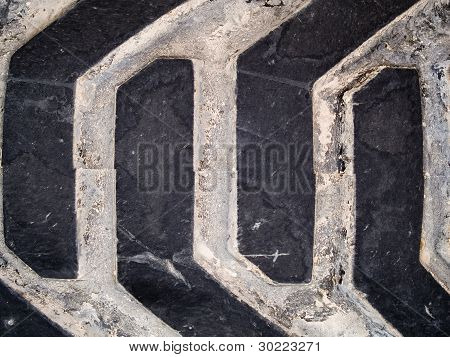 Macro textura - Industrial - pneus