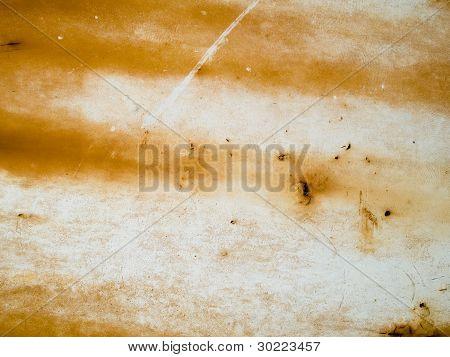 Makro Textur - Metall - Rusty
