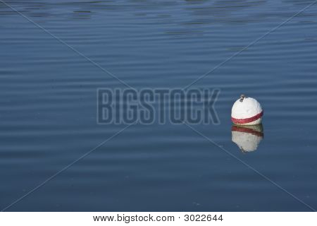 Red Marker Buoy