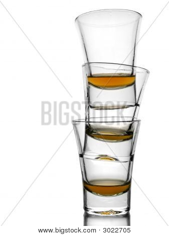 Shots Of Whisky