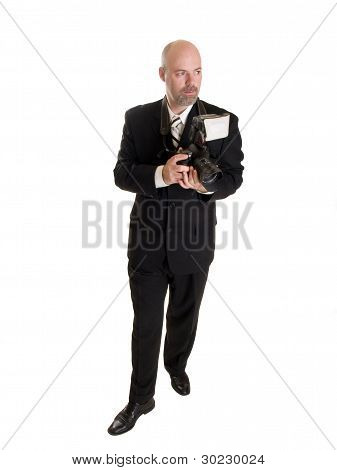 Businessman Photographer