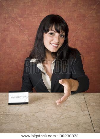 Hotel - Receptionist