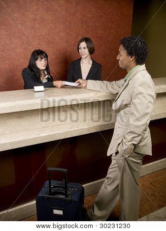 Hotel - Business Traveler