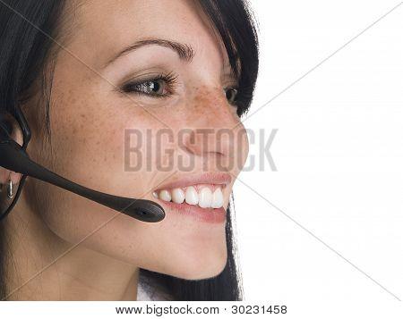 Businesswoman - Operator