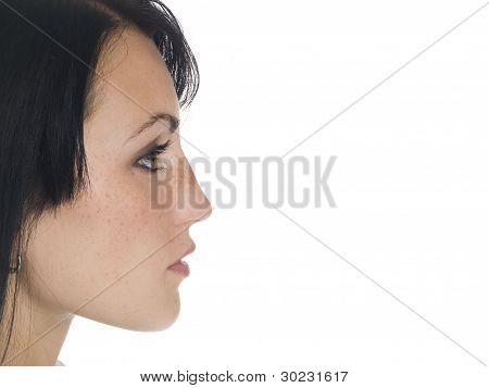 Woman - Profile Headshot