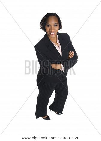 Businesswoman - Happy