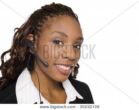 Businesswoman - Customer Service