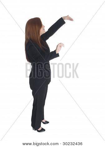 Empresaria - bailando Pose