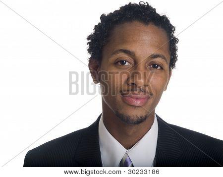 Businessman - Happy Smile