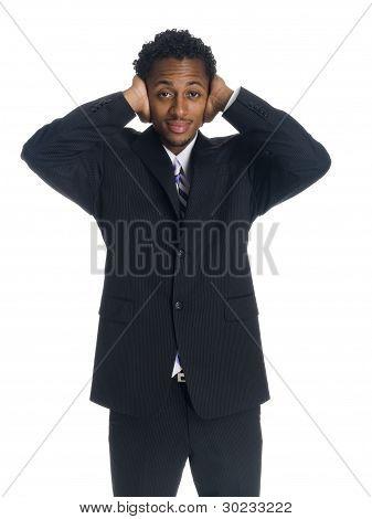 Businessman - Deaf