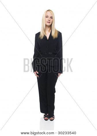 Businesswoman - Looking At Camera