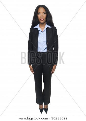 Businesswoman - Full Confidence