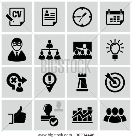 Strategie Symbole festgelegt.