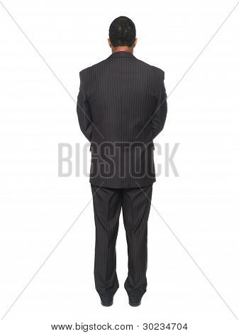 Businesswoman - Backside
