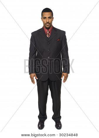 Businessman - Full Confidence