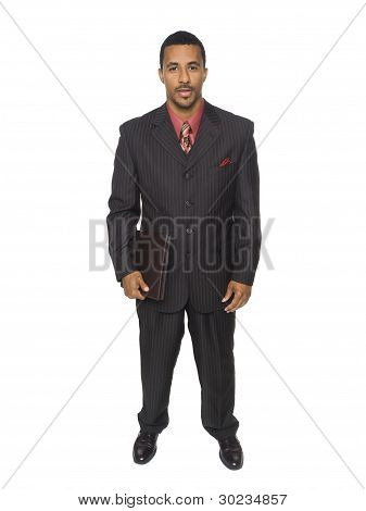 Businessman - Confidence