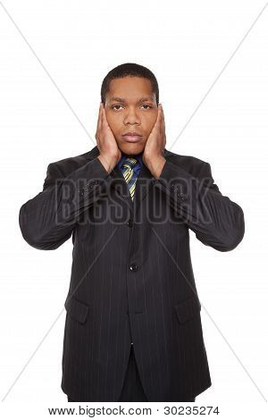 Businessman - Hear No Evil