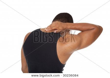 Man - Neck Pain