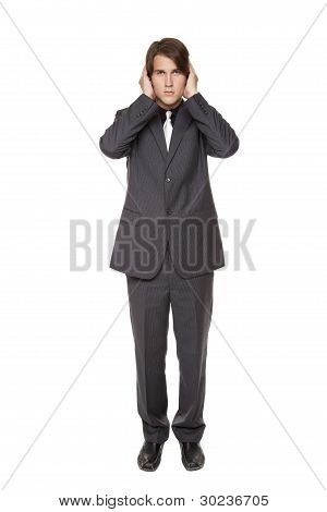 Businessman - Hear No Evil