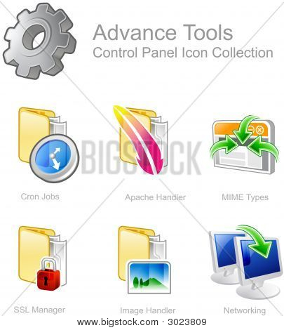 Advance Tools  - Cpanel Set