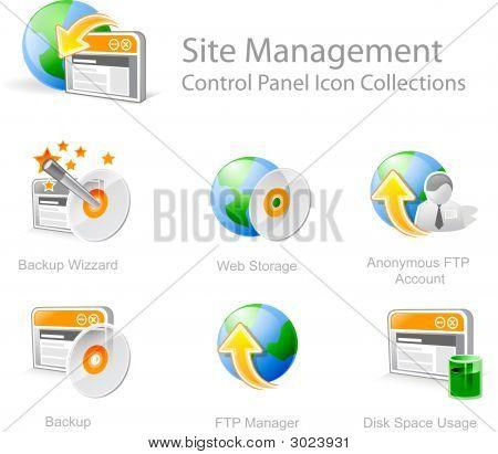 Site Management Files 3 - Cpanel Set