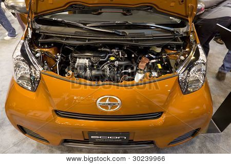 Scion Iq Engine