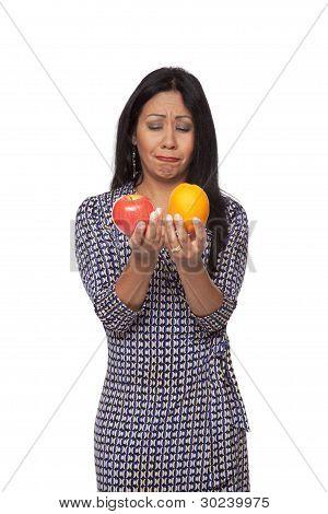 Casual Latina - Apples Versus Oranges