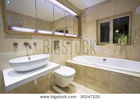 Moderna casa de banho 2