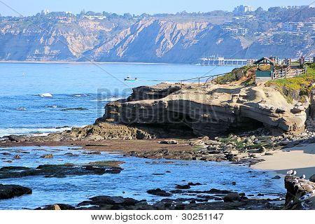 La Jolla Beachscape