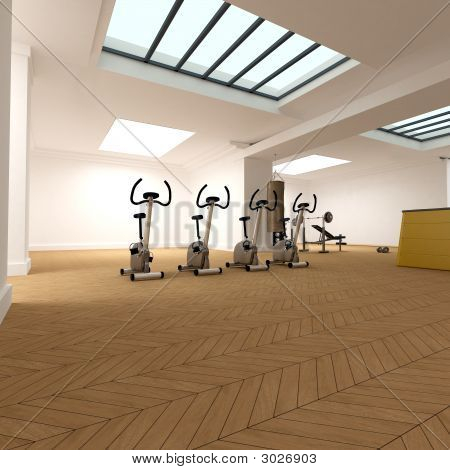 Section On The Gym
