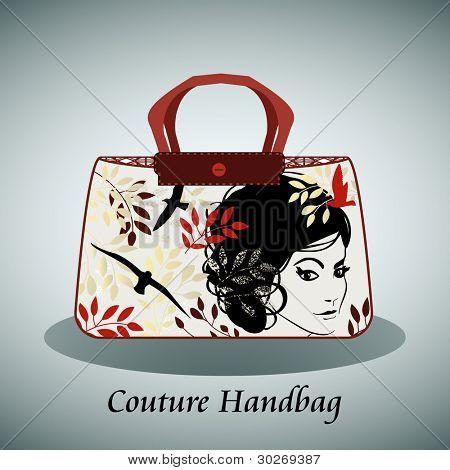 Couture handbag