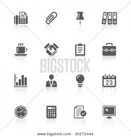 business & office icons
