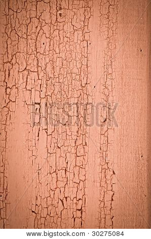 Old Cracked Wood Texture