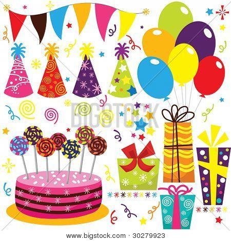 Birthday Celebration Set